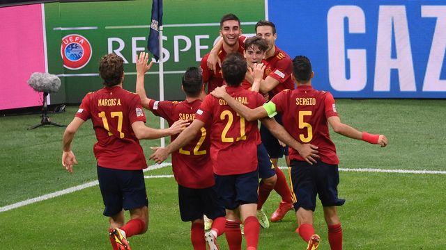 Italie - Espagne (1-2): la Roja met fin à la série de 37 matches sans défaite de la Squadra Azzurra