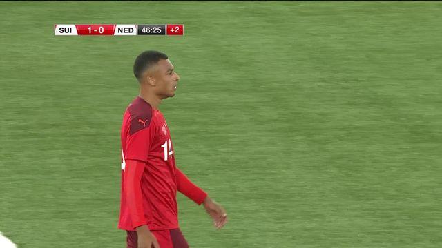 U21, Suisse - Pays-Bas (2-2): les deux équipes se neutralisent lors d'un match à rebondissements [RTS]