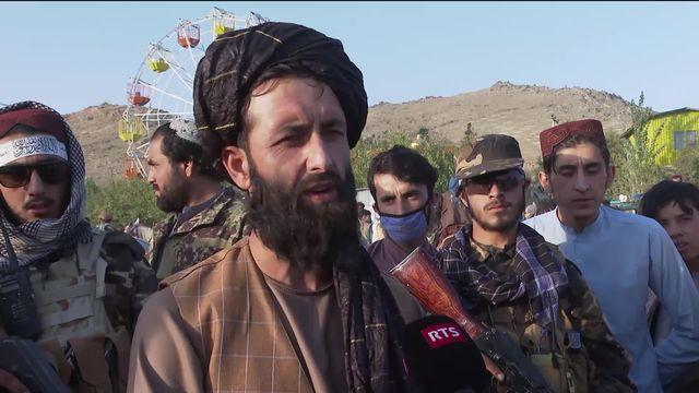 Au cœur du régime des Talibans [RTS]