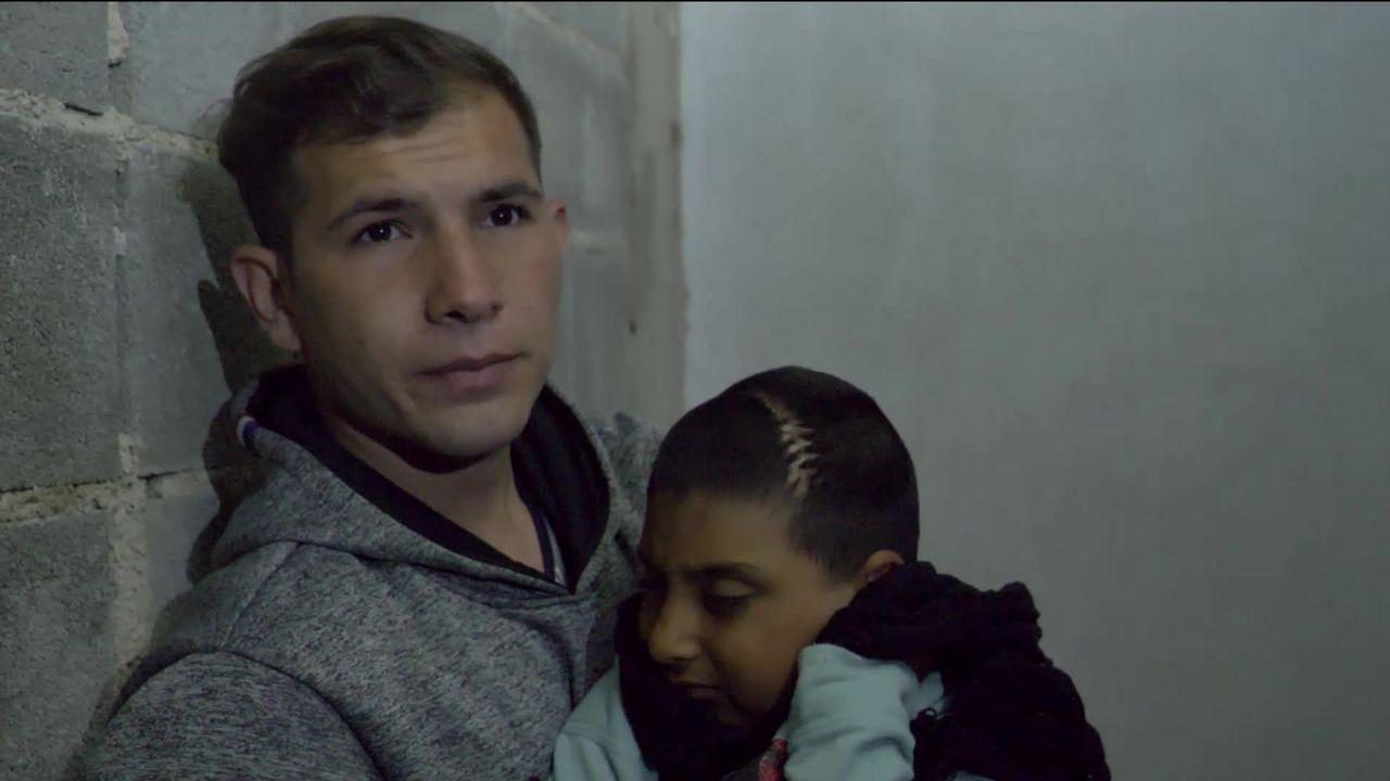 Droit d'asile violé aux portes de l'Europe [RTS]
