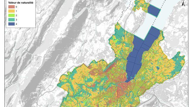 Préservation du vivant (5/5): la cartographie des milieux comme outil écologique. [©ge21]