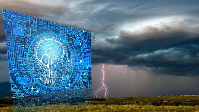 L'intelligence artificielle intéresse de plus en plus les météorologues. [RTS]