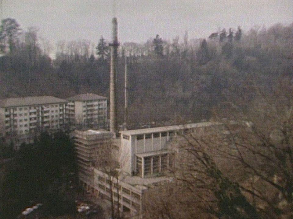 Les usines d'incinération en Suisse: le centre du Vallon à Lausanne. [RTS]