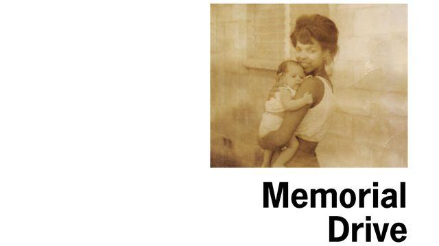 """La couverture de """"Memorial Drive"""" de Natasha Trethewey. [Editions de l'Olivier]"""
