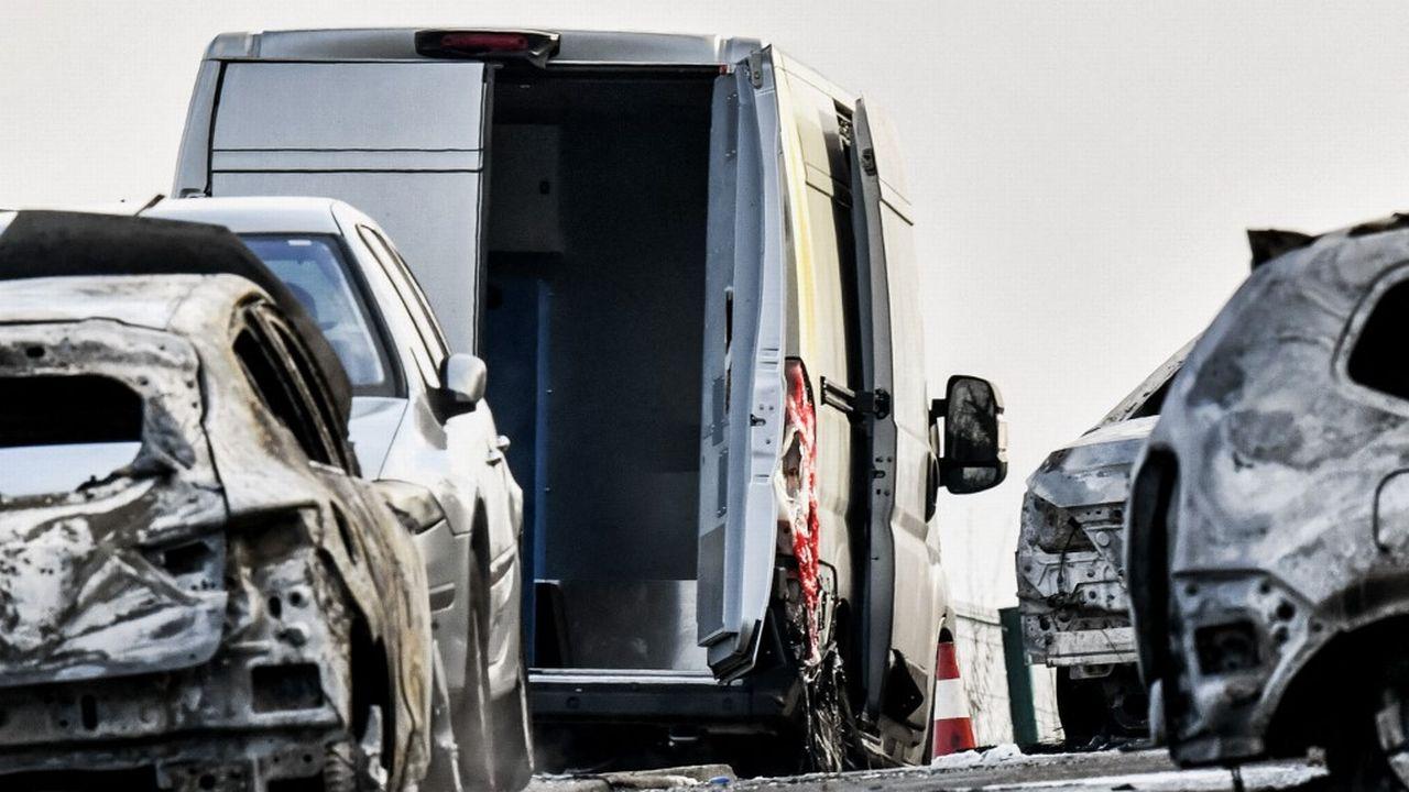 Le Grand Conseil vaudois a adopté un projet de loi pour accroître la sécurité des transports de fonds (image d'illustration). [Jeff Pachoud - AFP]