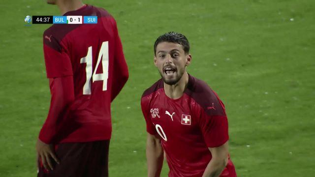 U21, Bulgarie - Suisse (0-1): les jeunes Suisses remportent 3 points sous une pluie diluvienne [RTS]