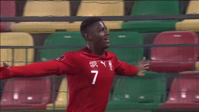 Gr. C, Lituanie - Suisse (0-4): victoire éclatante de la Nati ! [RTS]