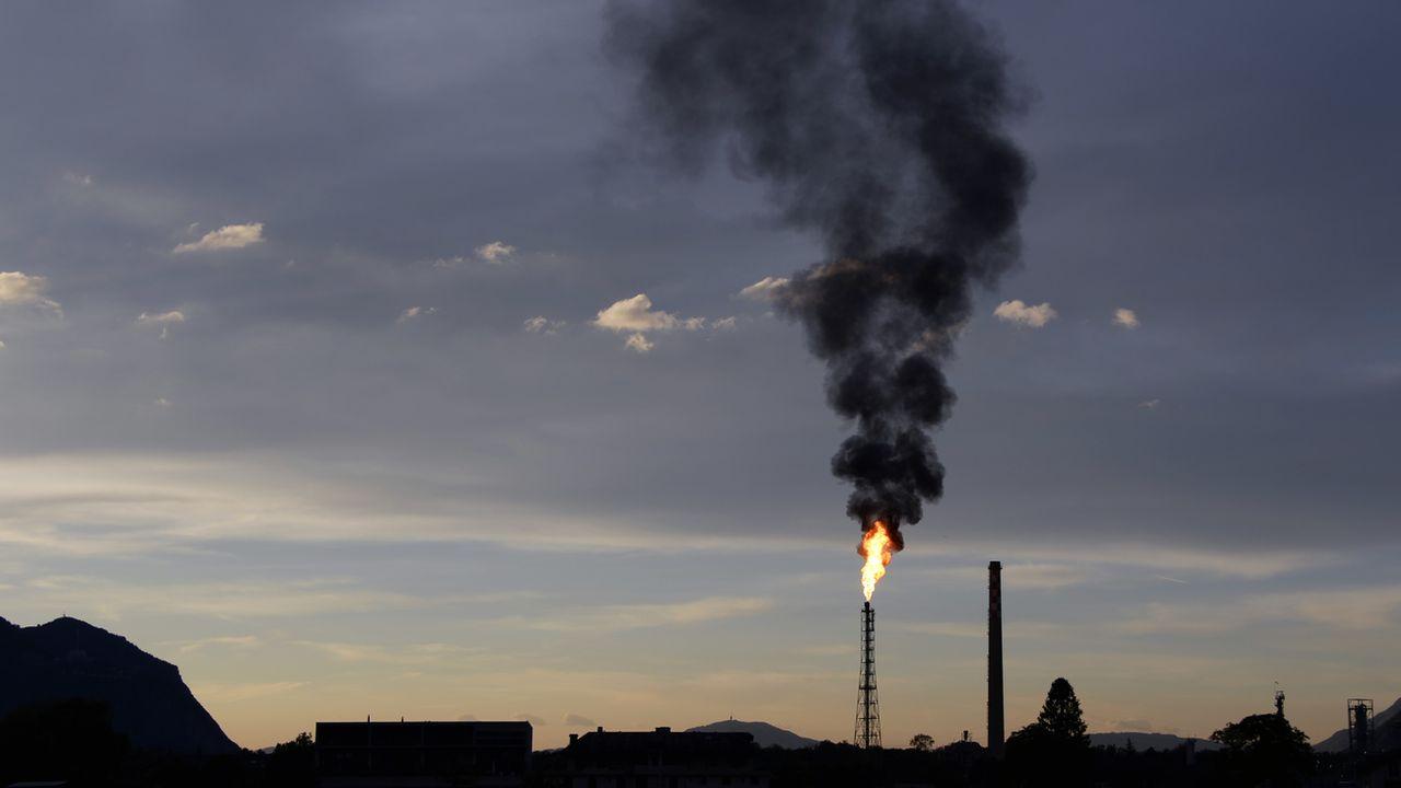La transition énergétique est trop lente, prévient l'Agence internationale de l'énergie. [Maxime Schmid - KEYSTONE]