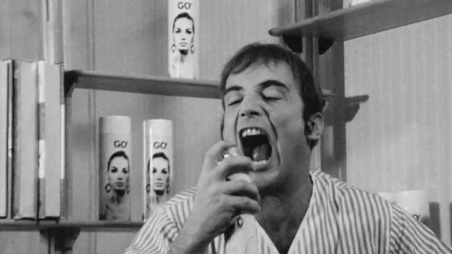 """""""Go!"""", une émission de la TSR avec Bernard Haller, 1967 [RTS]"""