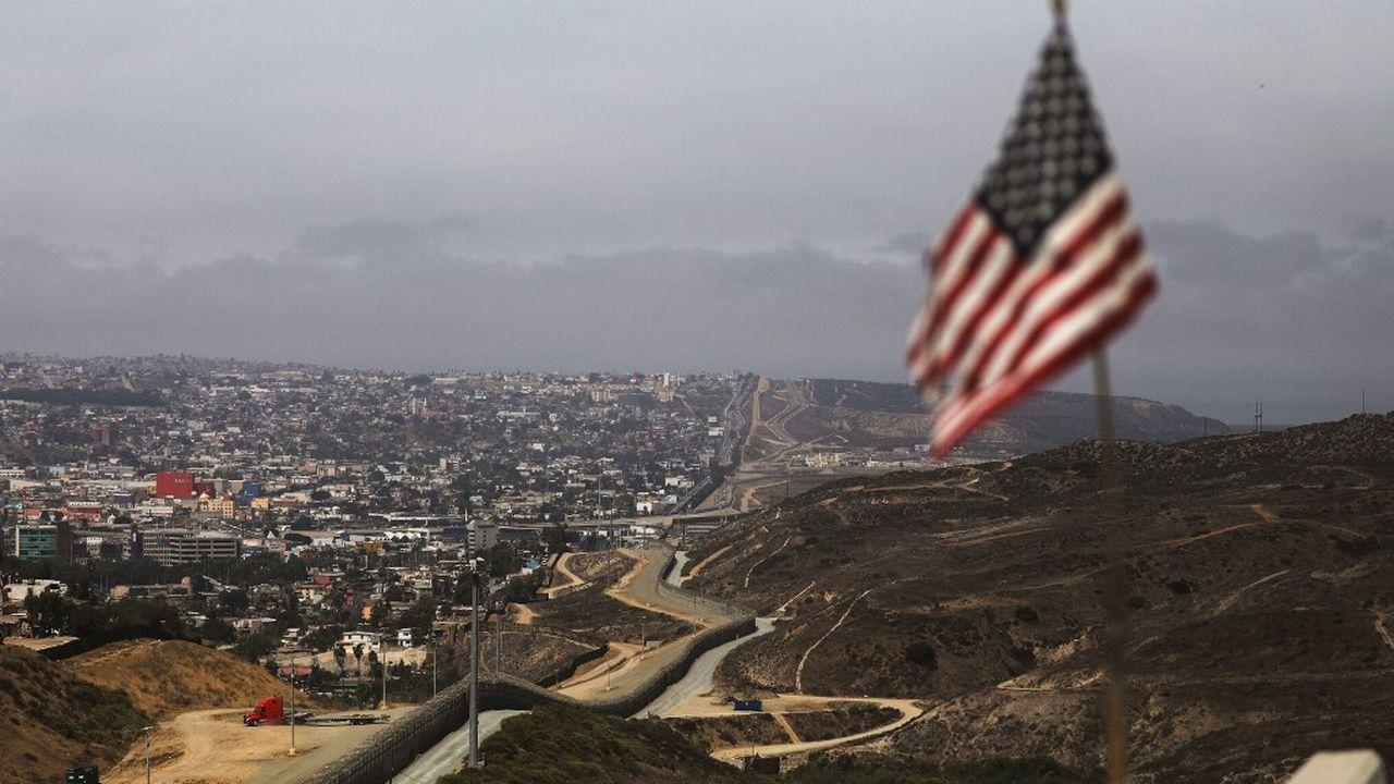 Les frontières terrestres des USA vont rouvrir.  [MARIO TAMA / GETTY IMAGES NORTH AMERICA - AFP]
