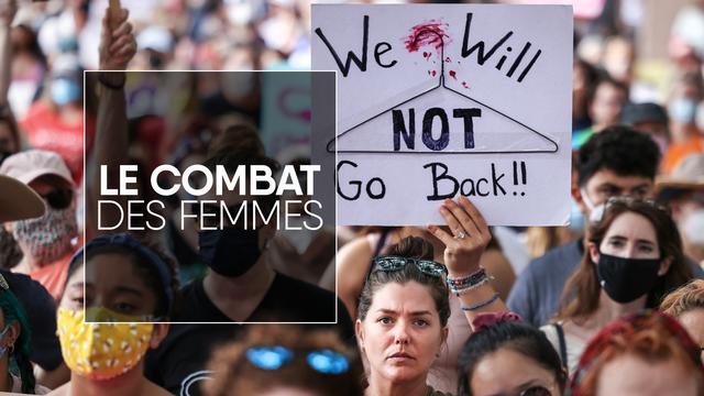 Géopolitis : Le combat des femmes [Evelyn Hockstein - REUTERS]