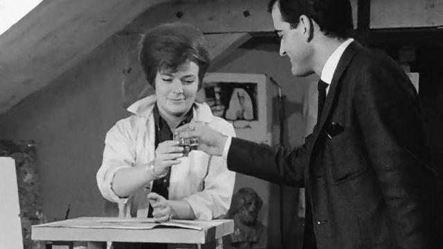En 1966, des volontaires acceptent de prendre du LSD sous contrôle médical. [RTS]