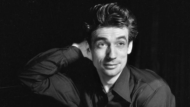 Yves Montand en 1946. [Lipnitzki  - Roger-Viollet via AFP]
