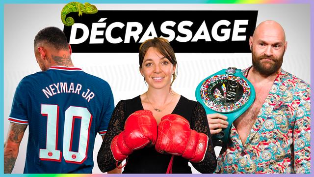 Fury, Neymar, Osaka: les champions face à la (dé)pression - DECRASSAGE #50