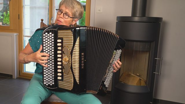 L'accordéon dans le sang [RTS]