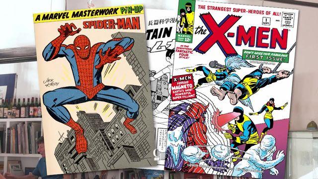Le marché de la bande dessinée se porte bien, Witold Langlois nous plonge dans les origines du neuvième art. [RTS]