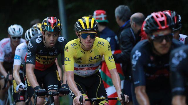 C'est désormais officiel, Lausanne et Aigle vont accueillir le Tour de France l'été prochain. [CHRISTOPHE PETIT-TESSON - Keystone]