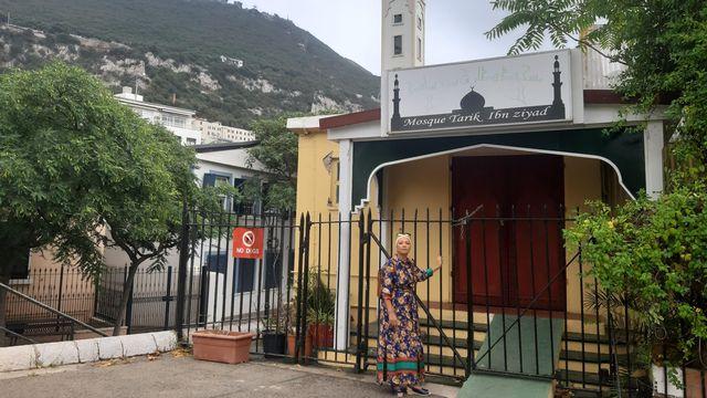 Mosque Tarik Ibn Ziyad de Gibraltar [Noémie Lehouelleur - RTS]