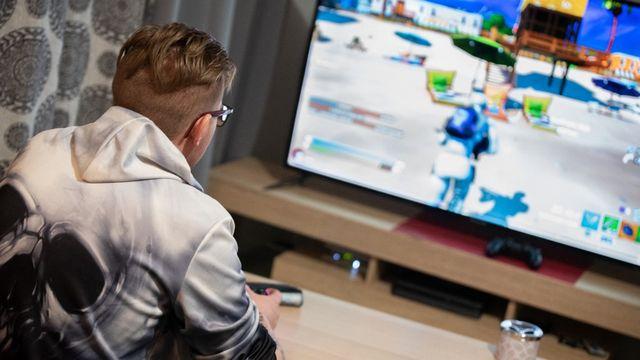 Les jeux vidéos peuvent donner un coup de pouce à notre concentration. Image d'illustration [ROMAIN LONGIERAS / HANS LUCAS - AFP]