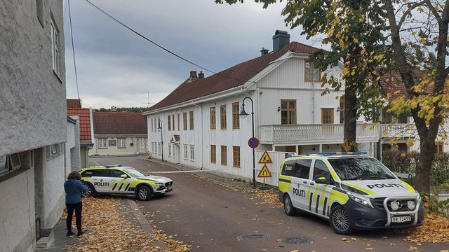L'homme qui a tué 5 personnes en Norvège était connu des services de police. [AP Photo/Pal Nordseth - Keystone]
