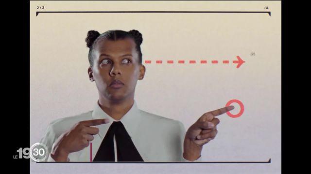 """Stromae revient avec son single """"Santé"""" après 6 ans d'absence [RTS]"""