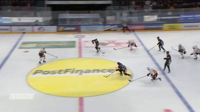 Hockey, National League, 15e journée: Genève - Fribourg (0-2) [RTS]