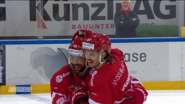Hockey, National League, 15e journée: Rapperswil - Zurich (3-1) [RTS]