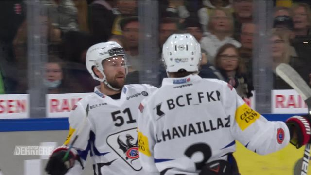 Hockey: Ajoie - Fribourg (0-5) [RTS]