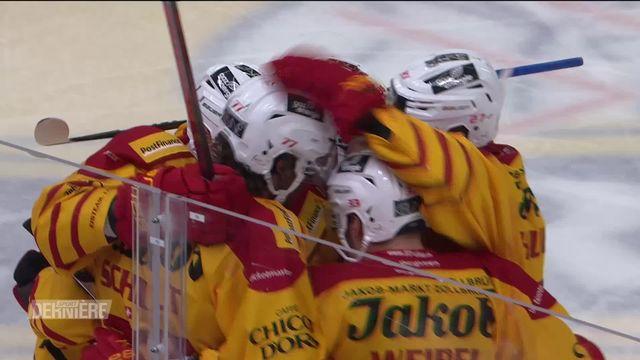 Hockey: Lausanne - Langnau (1-4) [RTS]