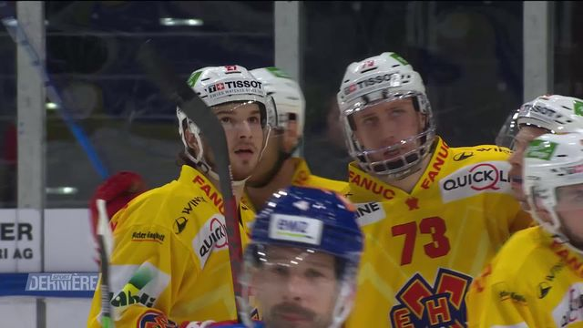 Hockey: Zurich - Bienne (1-4) [RTS]