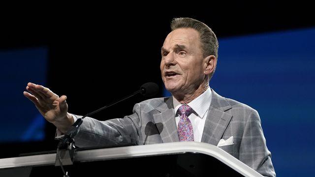 Gestion des abus sexuels: Ronnie Floyd,le président de la plus grande fédération évangélique américaine démissionne. [Mark Humphrey - AP Photo/ Keystone]