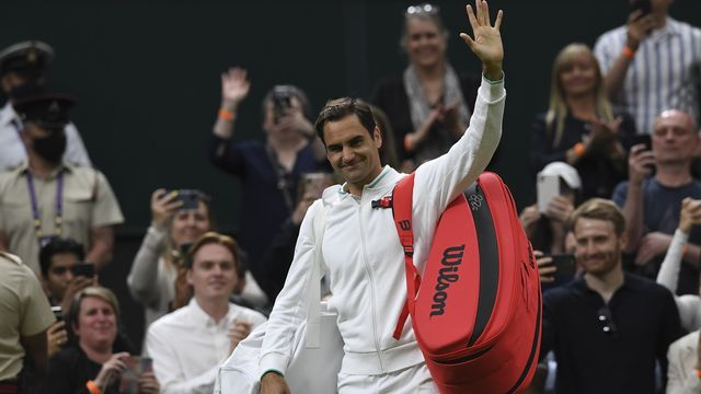 Roger Federer avait fait son entrée dans le top 10 en mai 2002... [EPA/Facundo Arrizabalaga - Keystone]