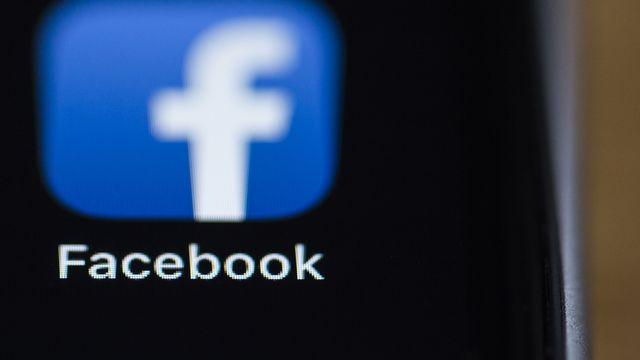 Facebook prévoit de créer 10'000 emplois en Europe. [DPA/Silas Stein - Keystone]