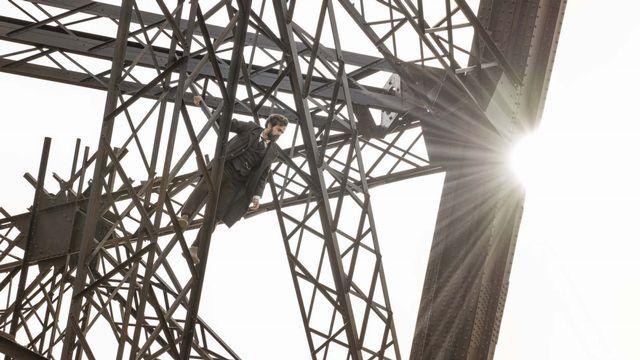 Romain Duris incarne Gustave Eiffel dans ce biopic très romancé.  [Copyright Antonin Menichetti]