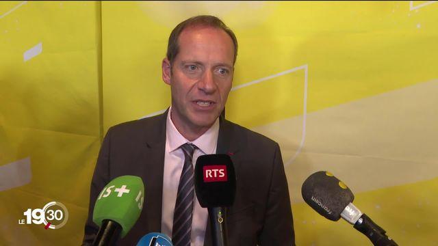 En 2022, le tour de France passera par la Suisse [RTS]