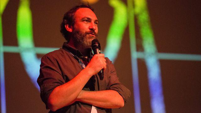 Julien Bodivit, directeur du LUFF. [Nirine Arnold Photography]