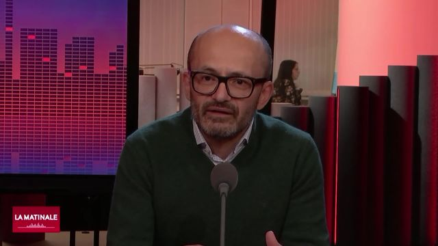 L'invité de La Matinale (vidéo) - Khalil Zaman, médecin spécialisé dans la prise en charge du cancer du sein [RTS]