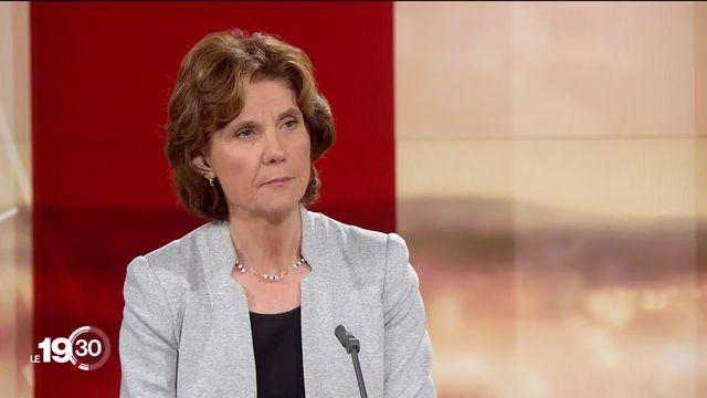 La conseillère d'État genevoise Anne Emery-Torracinta revient sur les révélations de violences faites aux enfants autistes dans un foyer du canton [RTS]