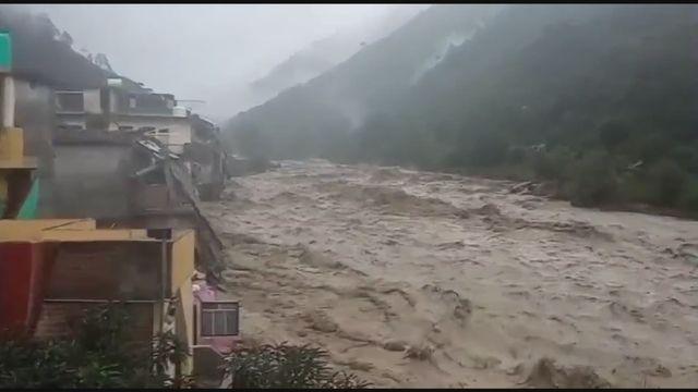 Des inondations ont fait plus de 100 morts en Inde et au Népal [RTS]