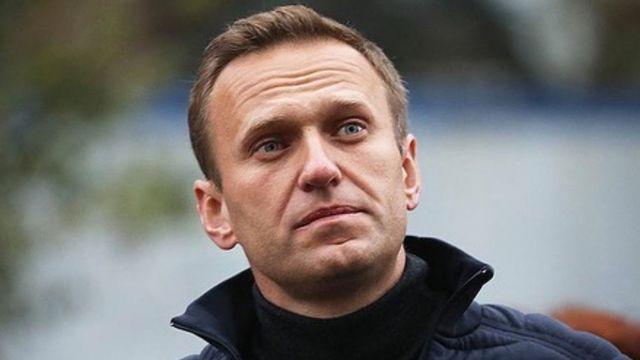 Alexeï Navalny est honoré par le prix Sakharov pour sa défense de la liberté en Russie. [EyePress via AFP]