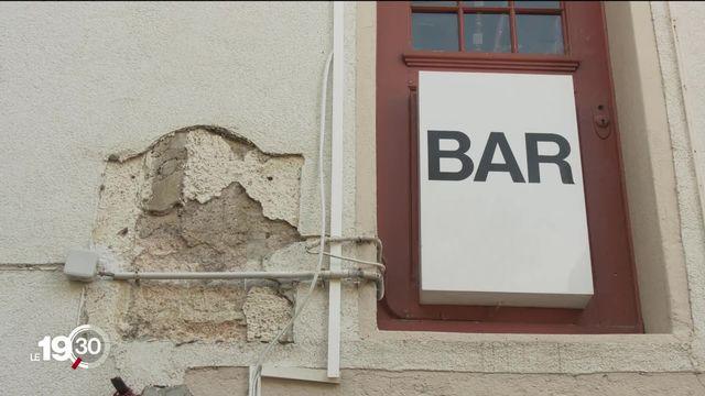 A Crémines dans le Jura bernois, un projet maison close suscite la polémique. [RTS]