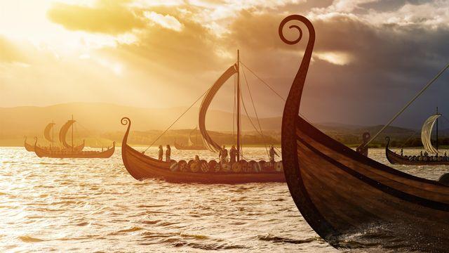 Des scientifiques ont pu dater précisément, à l'an 1021, la présence de Vikings sur le continent nord-américain. (image d'illustration) [Vlastimil Šesták - fotolia]