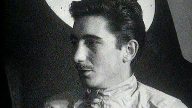 Le pilote automobile fribourgeois Jo Siffert en 1963 [RTS]