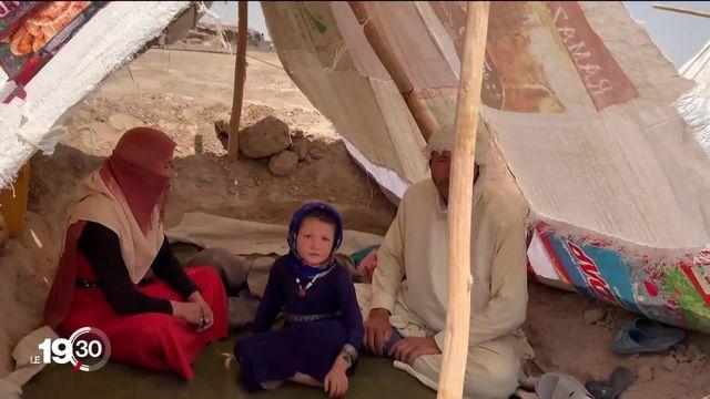 Le HCR réclame davantage d'aide pour les Afghans [RTS]