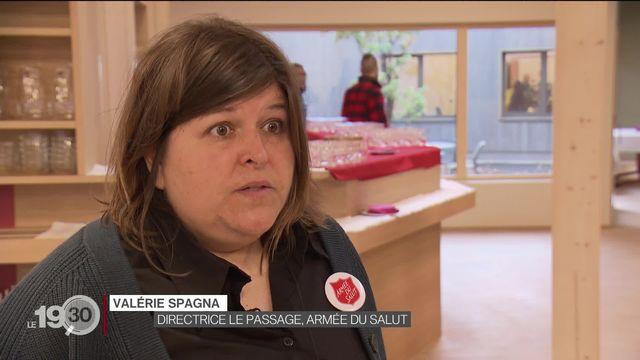 À Genève, pénurie de places d'accueil pour les sans-abris [RTS]