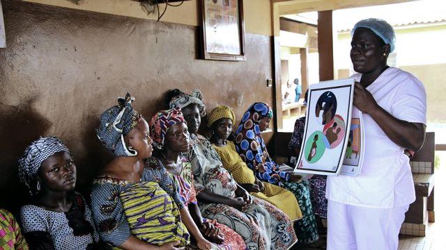 Le Bénin est devenu jeudi l'une des très rares nations en Afrique à autoriser l'avortement. (image d'illustration)  [Delphine Bousquet - afp]