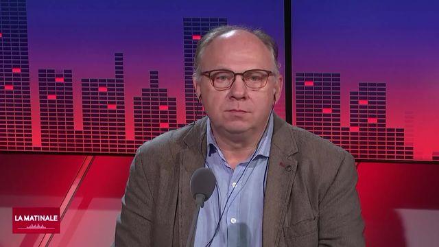 Jean-Henry Morin évoque les enjeux et les défis liés à la cyberadministration (vidéo) [RTS]