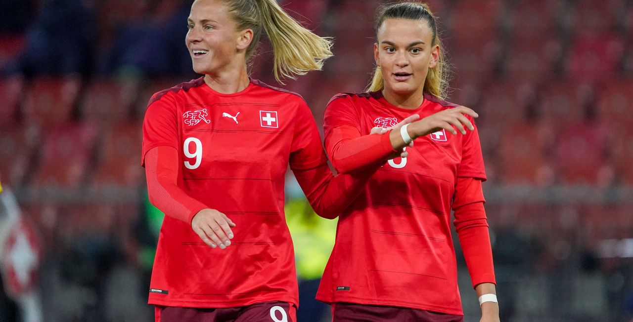 Les Suissesses peuvent se réjouir: elles ont fait le travail au Letzigrund. [Andy Mueller - Freshfocus]