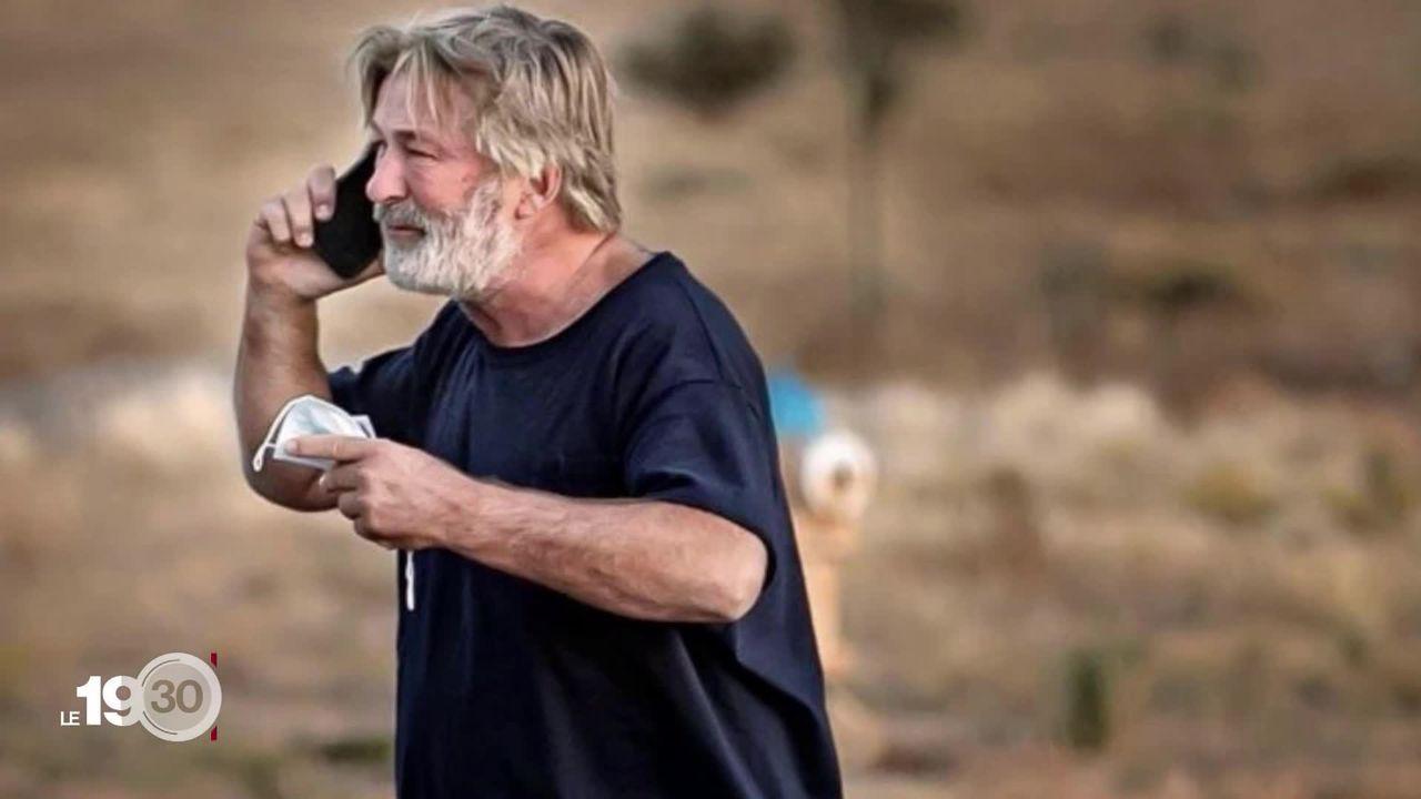 Un tragique accident de tournage impliquant Alec Baldwin secoue Hollywood [RTS]