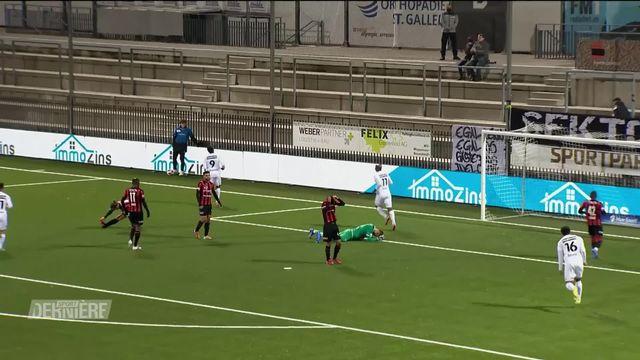 Football: Wil - Neuchâtel Xamax (2-1) [RTS]